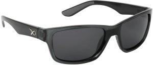 Matrix Brýle Polarizační Glasses Casual Trans Black Grey Lense