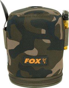 Fox Pouzdro Na Bombičku Camo Gas Cannister Cover