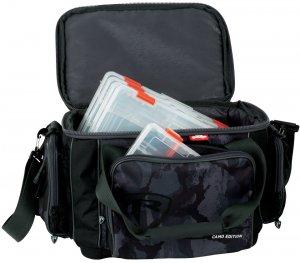 Fox Rage Taška Camo Carrybag Medium Inc 4 Med 1 Sml