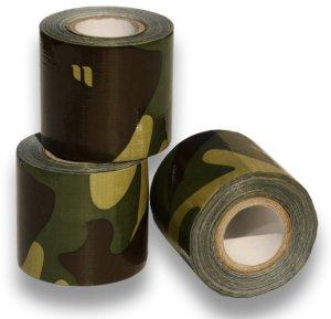 Nikl Textilní Camo Páska