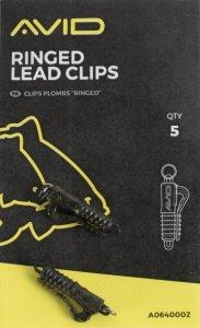Avid Carp Závěska Outline QC Lead Clips