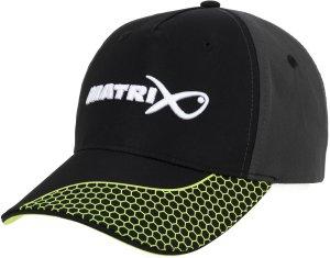 Matrix Kšiltovka Baseball Cap Grey Lime
