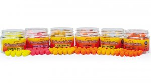 Sportcarp boilie Method Feeder Balanced 75 ml 9 mm-Mulberry Garlic