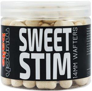 Munch Baits Vyvážené Boilie Sweet Stim Wafters 200 ml-14 mm