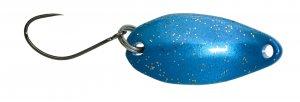 Gunki Třpytka Plandavka Slide Deep Blue Blue Sky-2,5 cm 3,5 g