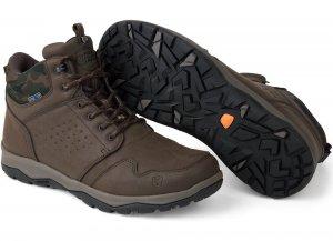 Fox Boty Chunk Khaki Mid Boots-Velikost 41 - 7
