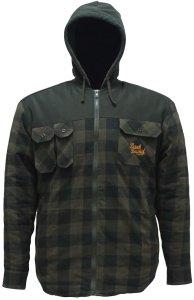 Prologic Bunda Bank Bound Shirt Jacket-Velikost L