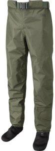 Leeda Brodící Kalhoty Profil Breathable Waist Waders-Velikost M