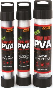 Fox PVA Punčocha Edges Slow Melt PVA Mesh System 7 m-25 mm