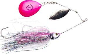 Savage Gear Třpytka Da'Bush Spinnerbait Pink Flash-18 cm 42 g