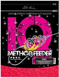 LK Baits Pelety IQ Method Feeder Speed Fluoro Cherry-600 g 2 mm