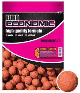 LK Baits Boilie Euro Economic Chilli Squid-5 kg 20 mm