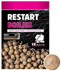 LK Baits Boilie ReStart Mussel-5 kg 20 mm