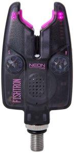 Flajzar Signalizátor Záběru Fishtron Neon TX3-V - Fialový