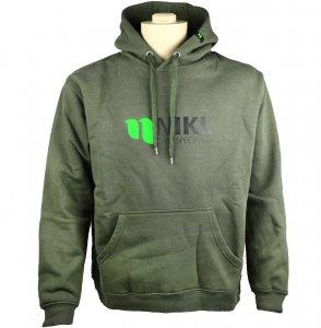 Nikl Mikina Zelená New Logo-Velikost L