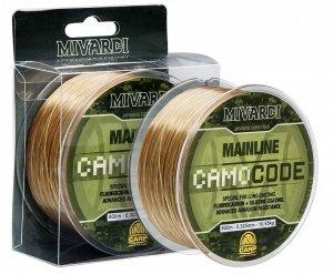 Mivardi Vlasec CamoCode Mainline Camo 600 m-Průměr 0,285 mm / Nosnost 8,75 kg