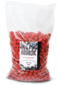 Carp Only Frenetic A.L.T. Boilies Strawberry 5 kg-24 mm