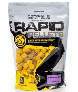 Mivardi Pelety Rapid Sweet Corn - 5 kg 4 mm