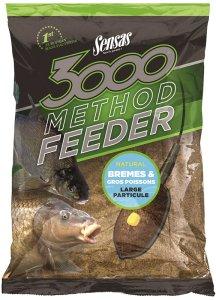 Sensas Krmení 3000 Method Feeder 1 kg-bremes et gros poissons