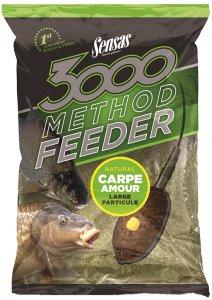 Sensas Krmení 3000 Method Feeder 1 kg-carpe amour