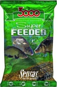 Sensas Krmení 3000 Super Feeder 1kg-lake