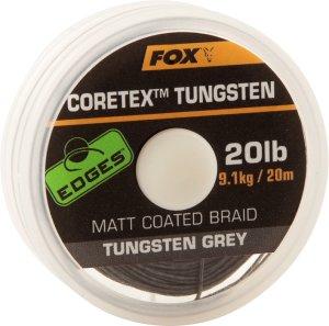 Fox Šňůrka Coretex Tungsten 20 m-Nosnost 9,1 kg