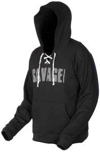 Savage Gear Mikina Simply Savage Hoodie Pullover-Velikost S