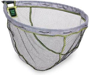 Matrix Podběráková Hlava Silver Fish Landing Net-45x35 cm