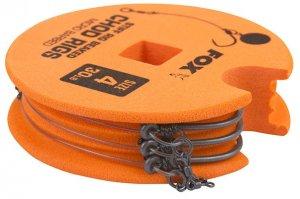 Fox Hotový Návazec Armapoint StiffChod Rig Standard 3 ks-Velikost 6 / Nosnost 25 lb