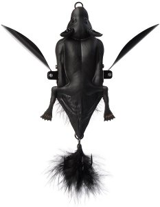 Savage Gear imitace netopýra 3D Bat black-10 cm 28 g