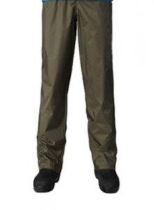 Shimano Kalhoty Dryshield Basic Bib Khaki-Velikost XL