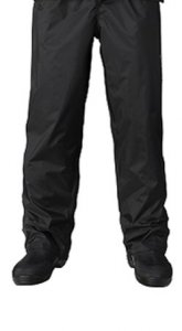 Shimano Kalhoty Dryshield Basic Bib Černé-Velikost XXXL