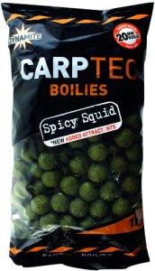 Dynamite Baits Boilies CarpTec S/L 1kg 20 mm-spicy squid