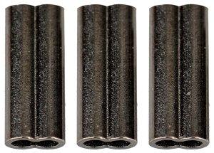 Savage Gear Double Barrel Crimps 50 ks-10 mm ? 1.5 mm
