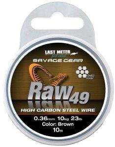Savage Gear Lanko Raw49  10 m-16 kg