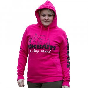 Mikbaits Mikina Ladies Team Růžová -Velikost XL