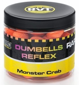 Mivardi Plovoucí Boilies Rapid Dumbells Reflex 70 g 18 mm - Monster Crab