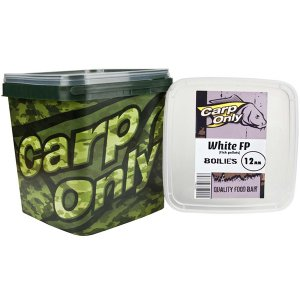 Carp Only Boilies White FP 3 Kg-20 mm
