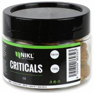 Nikl Boilie Criticals 150 g 20 mm - devill krill
