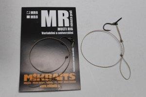 Mikbaits Hotové Návazce Multi Ring 2 ks-Velikost 6