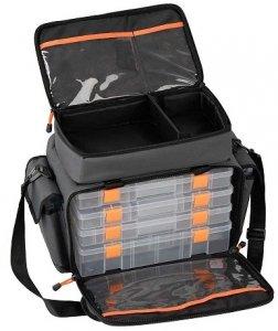 Savage Gear Taška Lure Bags-Velikost L (35x50x25 cm)
