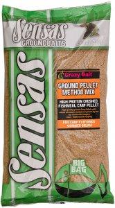 Sensas Krmení Big Bag 2kg-ground pellet method