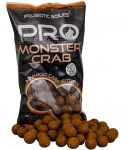 Starbaits Boilie Probiotic Monster Crab-10 mm 1 kg