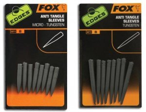 Fox Převleky Tungsten Anti Tangle Sleeves 8ks-Micro