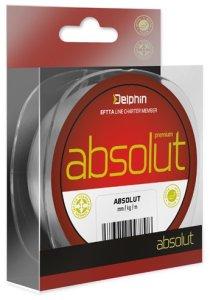 Delphin Vlasec Absolut 200 m-Průměr 0,20 mm / Nosnost 8,7 lb