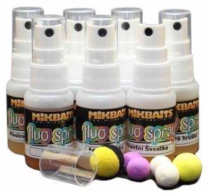 Mikbaits Fluo Spray 30 ml-jahoda exclusive