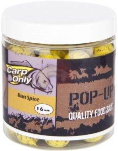 Carp Only plovoucí boilies pop up 80 g 16 mm-Halibut-Crab
