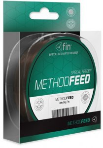 Delphin Vlasec Method Feed Hnědá 200 m-Průměr 0,25 mm / Nosnost 12,1 lb
