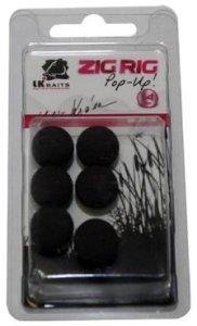 LK Baits Pěnové Boilie Zig Rig Pop-Up-Black 14 mm