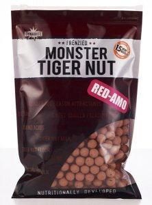 Dynamite Baits Boilie Monster Tigernut Red  Amo Shelf Life 1 kg-20 mm